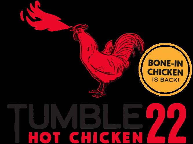 Tumble 22 Nashville Hot Chicken